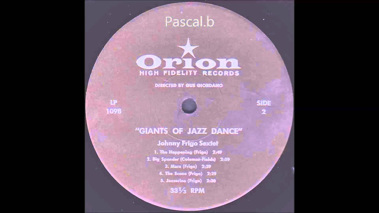 The Johnny Frigo Sextet - Jazz Is Now