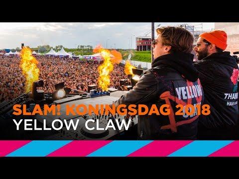 Yellow Claw (DJ-set) | SLAM! Koningsdag 2018