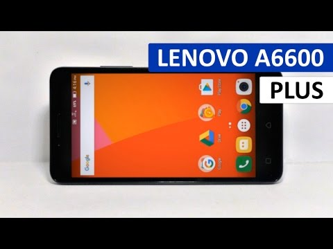 Lenovo A6600 Plus Review Specification Performance