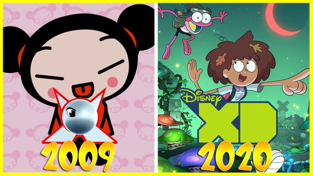 A Incrivel Evolucao Do Disney Xd Fox Kids Jetix Youtube