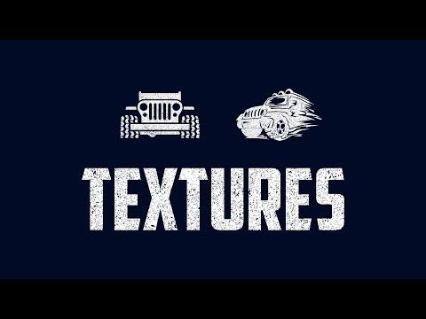 How To Apply Textures OR Grunge Effect To Text in Adobe Illustrator - Adobe Illustrator  Text Effect
