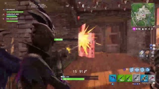 Fortnite Ravage Haut Gameplay|| 154 Siege