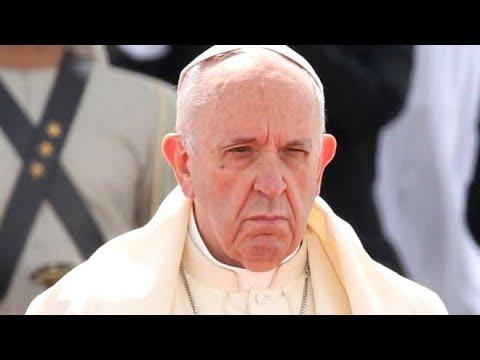 Papst Franziskus gibt Sexuellen Missbrauch zu