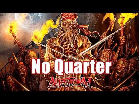 No Quarter - Alestorm (cover)