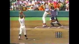 1992年夏の甲子園 福岡県代表の西短が優勝しました。
