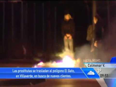 Prostituta el poligano marconi youtube