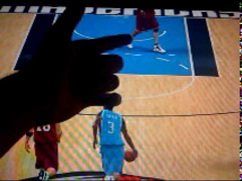 NBA 2K10 Flashy Pass by Butler then Dunk by Marion