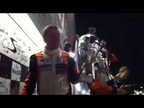 12 Hours of Sebring Podium 2011