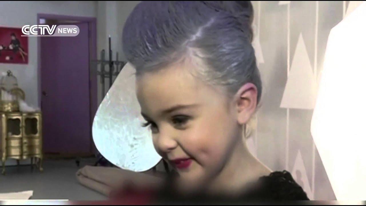 kid celebrity look alikes on the red carpet