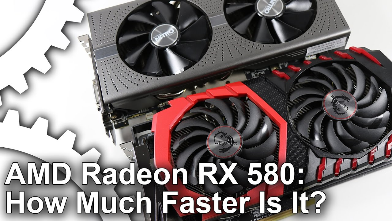 AMD Radeon RX 580 Review: How Much Faster Is 2nd Gen Polaris?