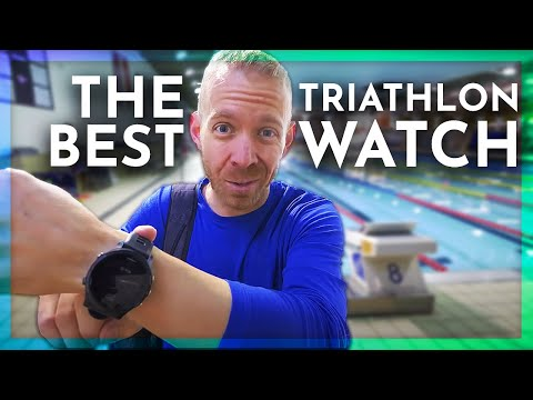 The TRIATHLON WATCH I use and how I use it during training