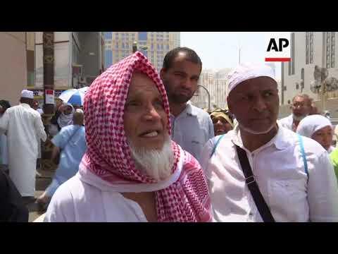 Mecca prepares for start of annual Hajj pilgrimage