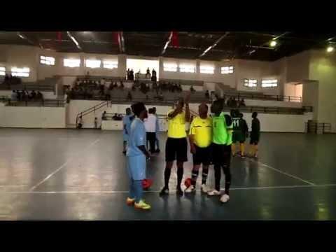 Somali Futsal -- Qualification World Cup Futsal U20 Africa.
