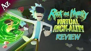Rick and Morty: Virtual Rick-ality Review (VR)