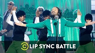 Lip Sync Battle - John Legend & Stevie Wonder