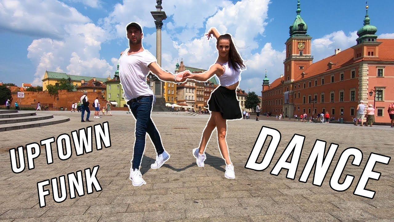 Dance in Warsaw - Uptown Funk