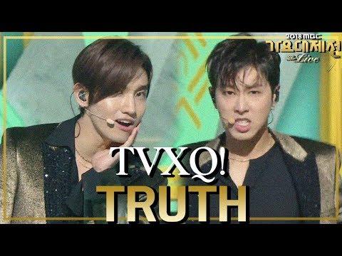 Free Download [hot]  Tvxq! - Truth , 동방신기 - Truth Mp3 dan Mp4