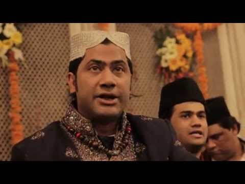Sufi Qawwali Indian  | Hamsar Hayat Nizami Qawwali 2015 | Hazrat Nizamuddin Dargah Qawwali