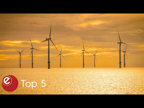 Top 5: Offshore Wind Farms