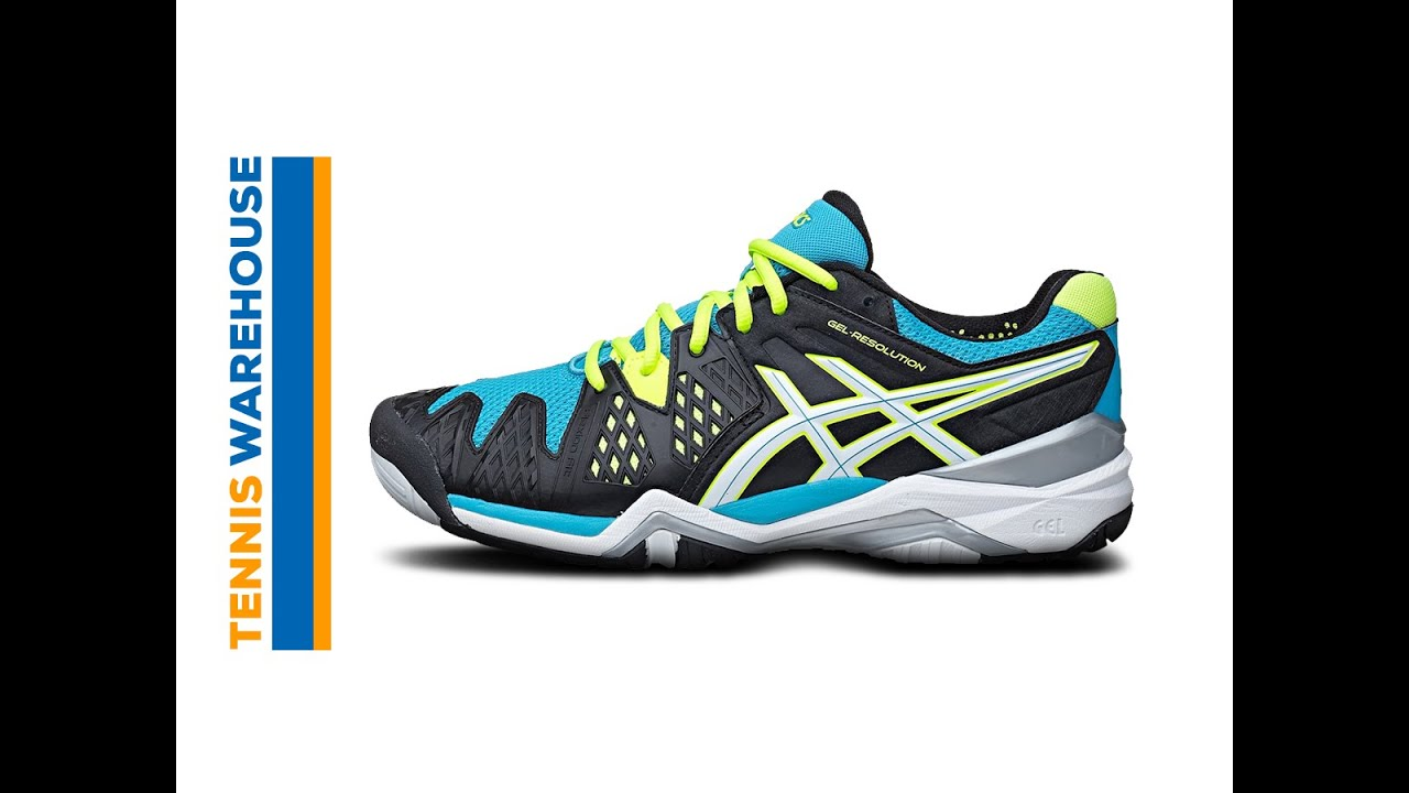 Asics Gel Resolution 6 Shoe Review
