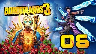 CO ONI ZROBILI Z BIEDNĄ LILITH?!?! [HANTAA&TIVOLT] || Borderlands 3 [#6]