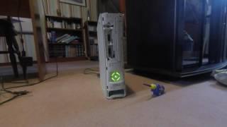 Réparation des 3 leds rouges sur xbox 360 partie 2 (une console pleine de bonnes surprises)