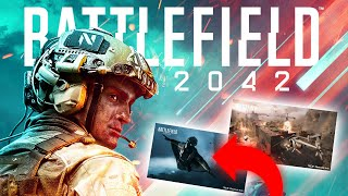 Battlefield 2042 Gameplay Details (Specialist Class, Maps, and More!)