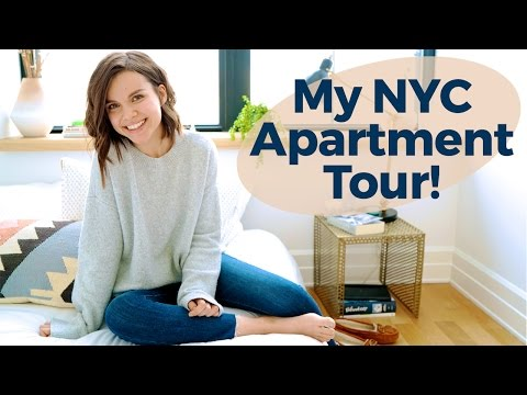 My NYC Apartment Tour! | Ingrid Nilsen