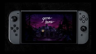 GONE HOME   Nintendo Switch Announcement Trailer