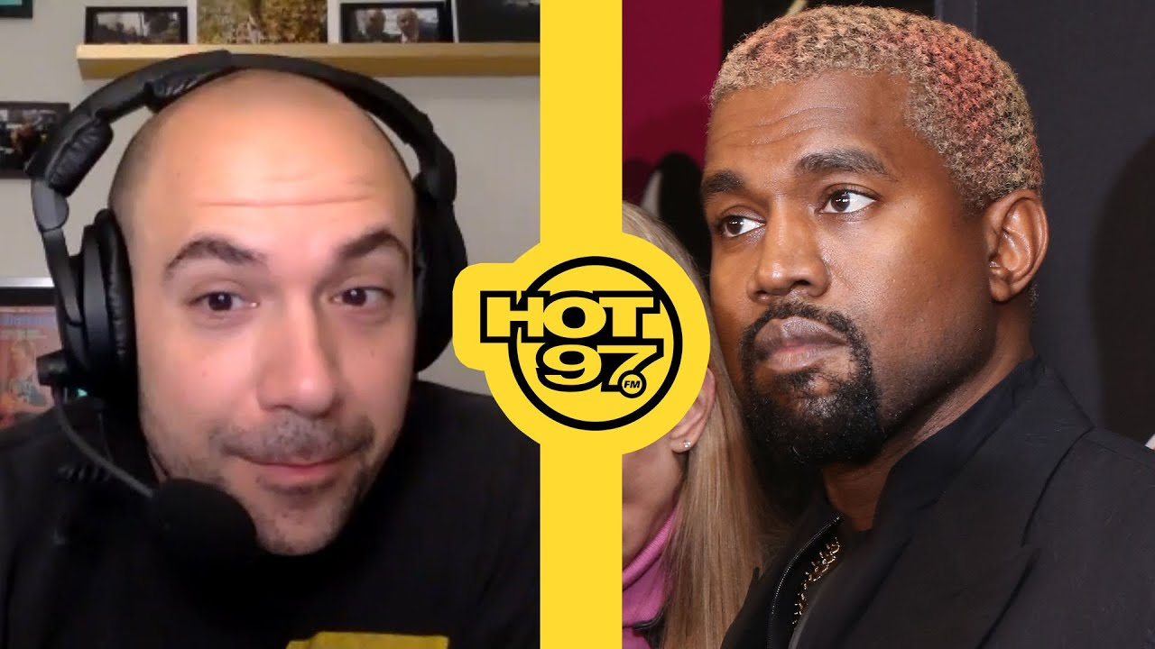 Did Rosenberg Just Challenge Kanye West To A Fight?!