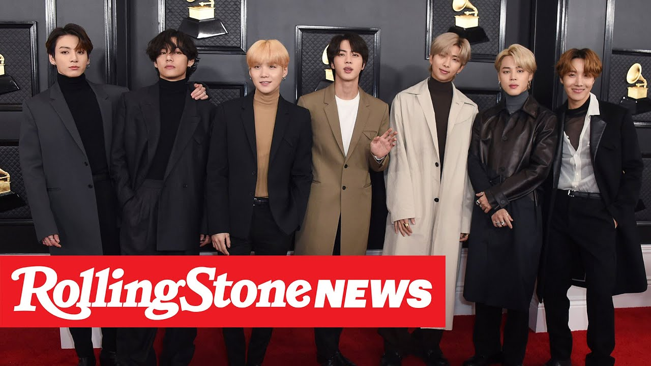 BTS Kick Off 'Tonight Show' Residency With 'Idol' | RS News 9/29/20