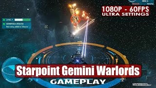 Starpoint Gemini Warlords gameplay PC HD [1080p/60fps]