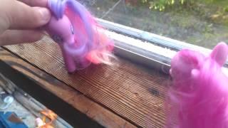 Evil hits pinkie pie (episode 1)
