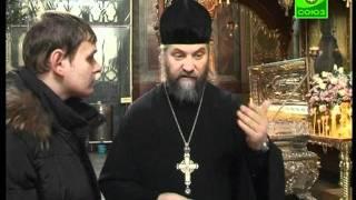 В Россию доставлена икона святителя Феодосия(В Россию из Украины впервые доставлена икона святителя Феодосия, архиепископа Черниговского. Образ с части..., 2012-01-20T10:31:14.000Z)