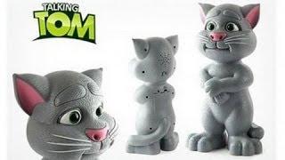 Говорящая кошка игрушка