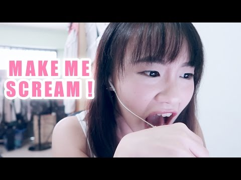 Make me scream | Scream Go | EVALEE LIN