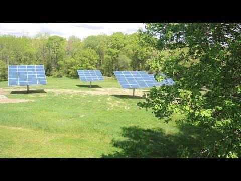 Moose Hill Farm Solar Panel Installation