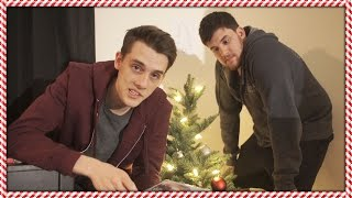 The Guys Get a Christmas Tree