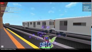 ROBLOX MTA Subway Movie: Kapitel 21 [Die umgeleiteten Züge]
