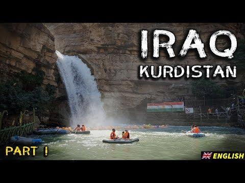 The Land You Haven't Heard About! (Iraq, Kurdistan Vlog)- Erbil, Rawanduz, Gali Ali Bag Waterfall