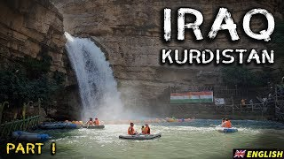The land you haven't heard about! (Iraq, Kurdistan vlog)- Erbil, Rawanduz, Gali Ali Bag waterfall