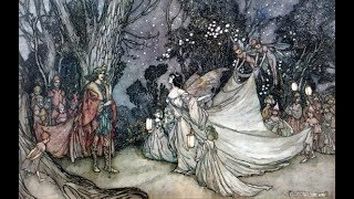 Arthur Rackham's Illustrations of European Fairy Tales and Folklore