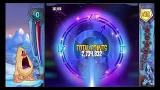 Peggle 2 - Huge Score Shot Compilation