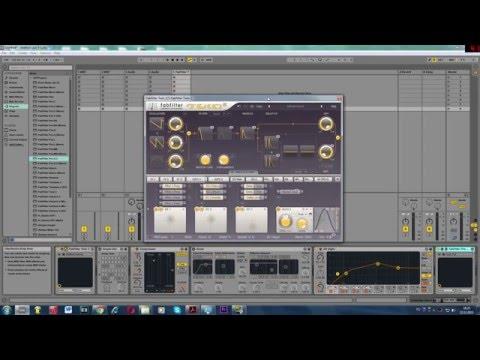 Fabfilter Twin 2 - Deep Bass (Filatov & Karas Bass)