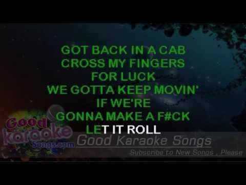 Roll On Down the Highway -  Bachman Turner Overdrive (Lyrics Karaoke) [ goodkaraokesongs.com ]