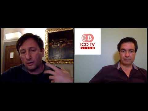 Celsius ICO Interview // ICO TV VIDEO