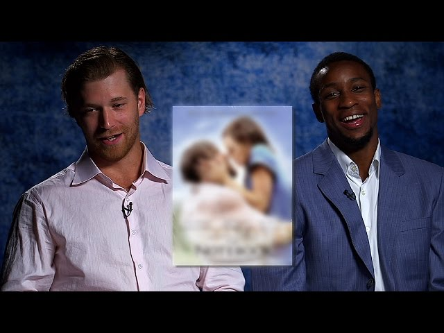 NHL Stars Reveal Movies That Made Them Cry