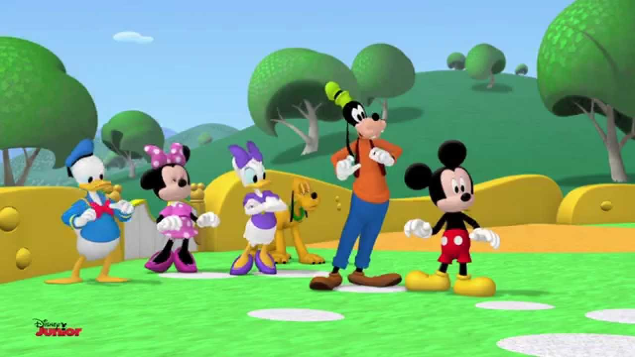 Mickey Mouse Clubhouse Monkey Novocom Top