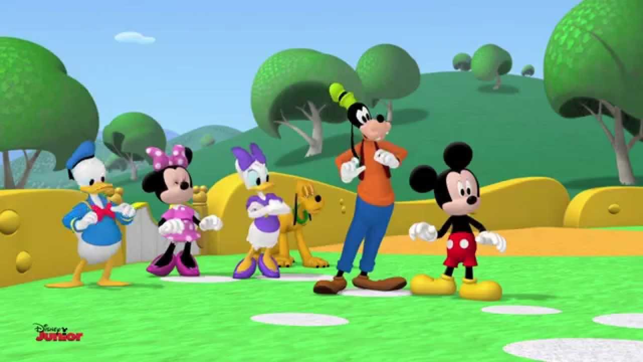 La Maison De Mickey Premi Res Minutes Le L Gendaire