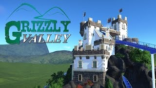 planet Coaster - Grizzly Valley